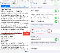 How to Delete Any & All History on Your iPhone