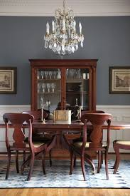 Blue Dining Room Paint Color