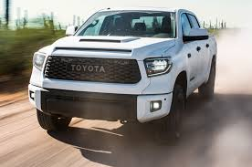 2019 Toyota TRD Pro Off-Road Lineup Brings The Tundra Back Into The ... Toyota 2017 Tundra Autoshow Picture Wallpaper 2019 Spy Shots Release Date Rumors To Get Cummins Diesel V8 News Car And Driver Engine Awesome Key Fresh Toyota Dually Lovely 2018 Specs Review Youtube Might Hit The Market In Archives Western Slope New Baton Rouge La All Star Refresh Spied 12ton Pickup Shootout 5 Trucks Days 1 Winner Medium Duty Trd Pro Redesign Colors