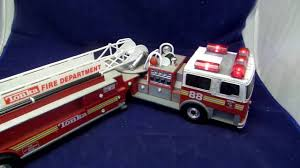 100 Tonka Fire Rescue Truck Fire Truck Ladder Truck 88 For Sale On Ebay YouTube