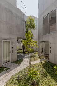100 Apartments In Yokohama Okurayama In Japan By Architect Kazuyo Sejima