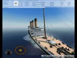 the anchor trick in ship simulator 2008 titanic sinking youtube