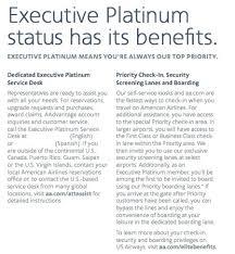 AA EXP Benefits
