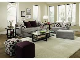 Grey And Purple Living Room Pictures by Radiance Pewter Sofa Value City Furniture Grey Sofa And Love