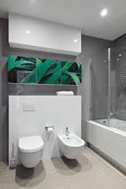 bodenfliesen modernes bad weiße möbel graue wände dekor