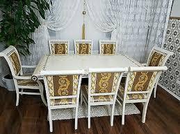 arredo classic luxus esszimmer esstisch 8 stühle