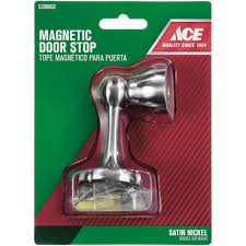 Magnetic Locks For Glass Cabinets by Door Stops Wedges U0026 Bumpers At Ace Hardware