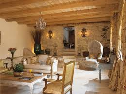 Modern Country French Living Rooms by Country Home Interior Design Ideas House Design And Planning