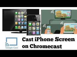 How to mirror iPhone screen on Chromecast 🔥