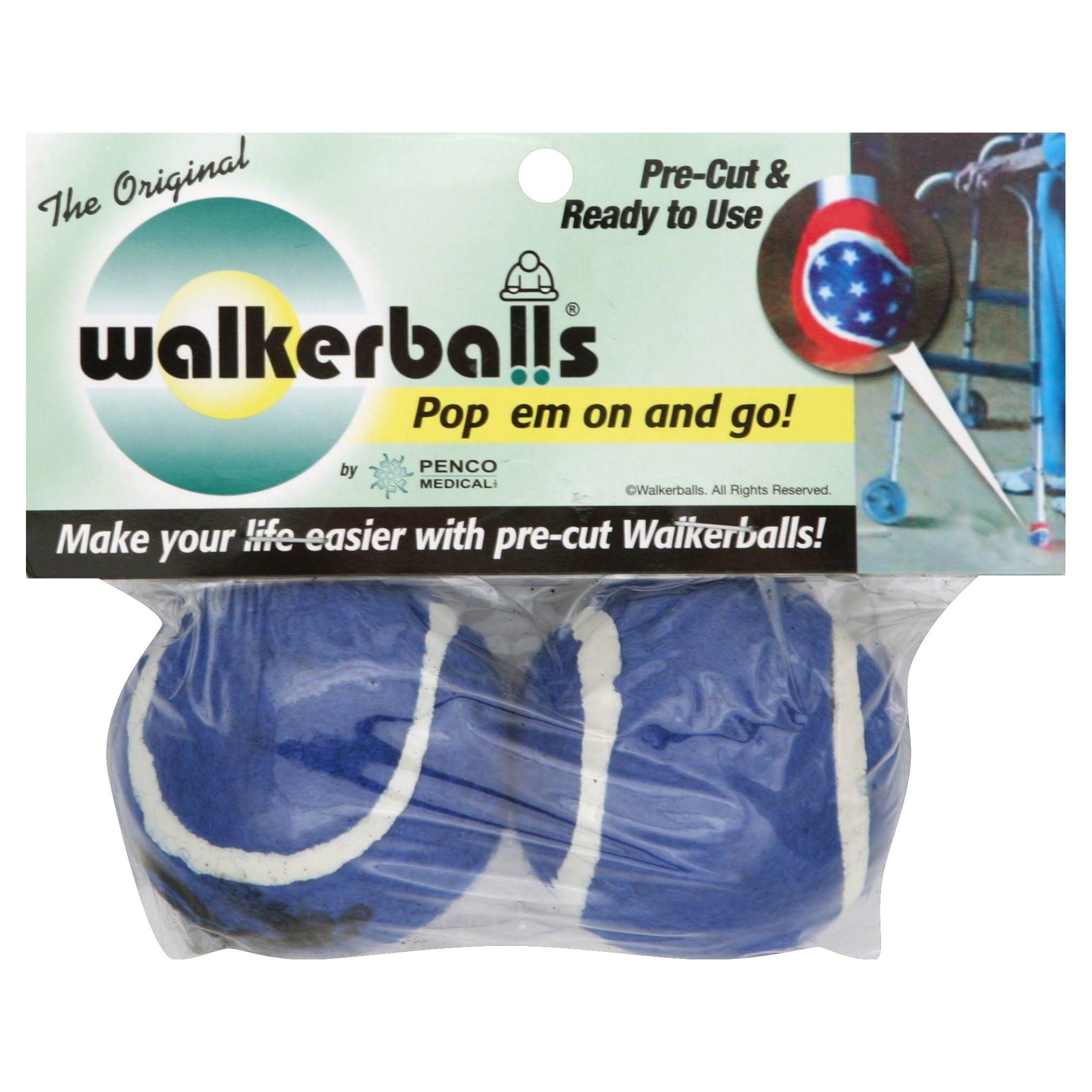 Penco Walker Balls - Blue
