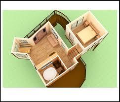 104 Tree House Floor Plan Custom House Design House S Designs