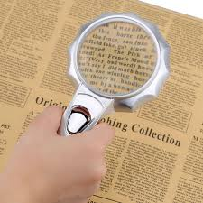 Lighted Magnifying Craft Lamp by Magnifier With 6 Led Light Magnifier With 6 Led Light Suppliers
