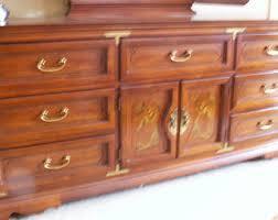 Kent Coffey Signet Dresser by Rare 1950s Bedroom Set Kent Coffey Sequence Dresser Credenza