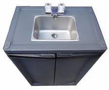 portable sink ebay