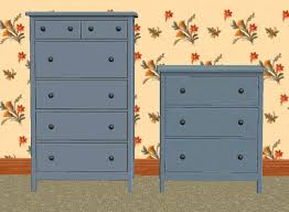 mod the sims maxis match hemnes dresser recolours