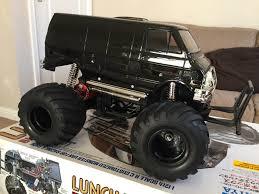 100 Monster Truck Lunch Box Box Black Edition S 4x4 Wheelie Rigs