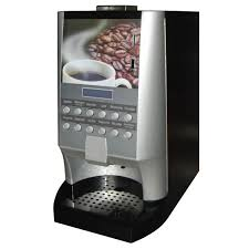 12 Selections Instant Coffee Vending Machine HV 101MCE