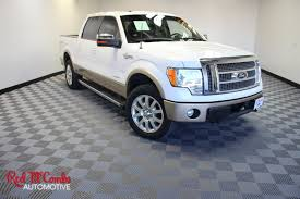 Pre-Owned 2012 Ford F-150 King Ranch Crew Cab Pickup In San Antonio ...
