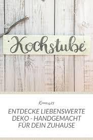 wooden door sign kochstube handpainted holztürschilder