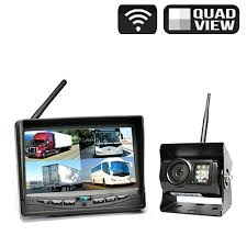 Our New Digital Wireless Backup Camera System Will Revolutionize The ... Autovox M1w Wireless Backup Camera Kit Night Vision 43 Rear Digital Signal And Car Reverse Amazoncom Garmin Nvi 2798lmt Portable Gps With Our New System Will Revolutionize The China 35inch Based On 10 Reliable Cameras For Your In 2018 Video Mounts To Farm 5 Inch Backup Camera Parking Sensor Monitor Rv Truck Yada Bt53872m2 Matte Black 100m 24 Ghz View Ca 7 0480 Lcd Monitorbackup Convoy Launches Ctortrailer Cam Trucking News