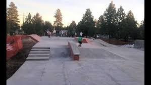 100 Truck Stop Skatepark New Skatepark Opens At Bends Ponderosa Park KTVZ