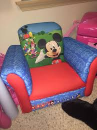 Rocking Chair: Find More Mickey Mouse Toddler Rocking Chair For Sale ... How To Paint An Outdoor Metal Chair Howtos Diy 10 Rocking Ideas To Choose Upholster A Part 1 Prodigal Pieces Broken Repurposed Into Shelf Vintage Makeover Noting Grace Yard Sale Addicted 2 Liverpool Antique Oak Fabric Arm Platform Glider Dtown Oklahoma City Leisure Made Pearson White Wicker With Tan Cushions 2pack Wood Log Wooden Porch Rustic Rocker Diy Plans Nanny Network