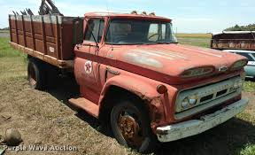 1960 Chevrolet Viking Grain Truck | Item DA5563 | SOLD! July...