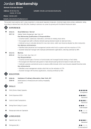 Waiter / Waitress Resume: Sample & Complete Guide [20+ Examples] Resume Sample Grocery Store New Waitress Canada The Combination Examples Templates Writing Guide Rg Waiter Samples Visualcv Example Bartender Job Description Of An Application Letter For A Banquet Sver Cover Political Internship Skills You Will Never Believe These Grad Katela 12 Pdf 2019 Objective 615971 Restaurant Template For Svers