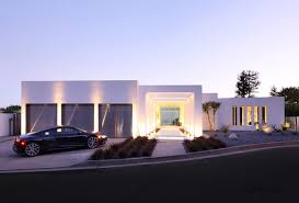 104 Beverly Hills Modern Homes Minimalist Dream Home Materialized In California