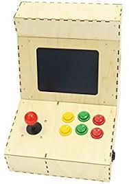 diy mini arcade cabinet raspberry pi amazon co uk electronics