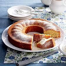 mandel zitronen kuchen