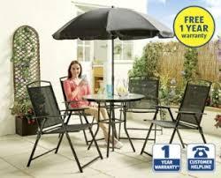 Aldi Outdoor Furniture Uk by Essentials 6 Piece Garden Furniture Set 39 99 Aldi From 4