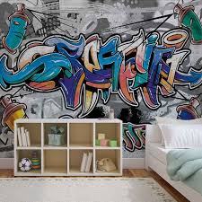 graffiti fototapete
