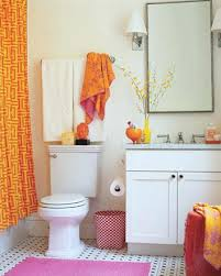 Decorating Ideas For Small Apartment Bathrooms Awesome Bathroom Design Stunning Colorful