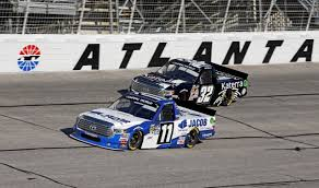 100 Truck Series NASCAR XFINITY Atlanta 250 Camping World