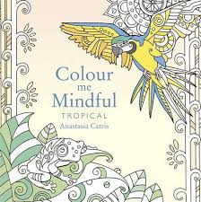 Adult Coloring Book Color Me Mindful
