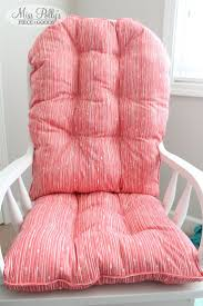 Slipcovers For Glider Rocking Chair Cushions   Best Home Chair ...