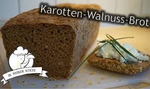 thermomix karotten walnuss brot
