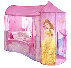 Minnie Mouse Canopy Toddler Bed by Disney Princess Toddler Bed By Hellohome Amazon Co Uk Kitchen U0026 Home