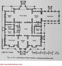 Highclere Castle Ground Floor Plan by First Floor Plan Of 13 Kensington Palace Gardens Floor Plans