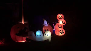 Target Halloween Inflatables by Halloween Inflatable Update Youtube