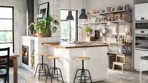 weiße küche mit kochinsel ikea deutschland