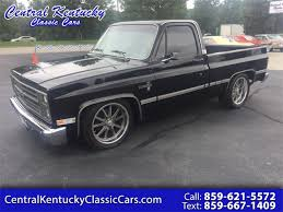 100 Classic Truck Central 1985 Chevrolet CK 10 For Sale Carscom CC1129431