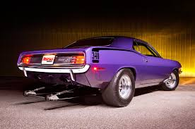 Purple Terror How to Get 1 000 HP Out of a 1970 Plymouth Barracuda