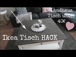 ikea tisch neu gestallten ikea hack landhaustisch unter 40