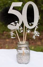 Graduation Table Decorations Homemade by 11 Best Anniversary Images On Pinterest Graduation 50th Party