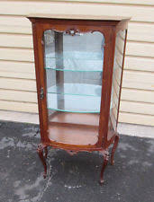 french curio cabinets cupboards ebay