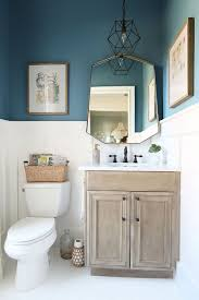 Modern Coastal Powder Room: REVEAL | Hometalk: Design On A Dime ... Bathroom Redo Project Reveal Hometalk Design On A Dime Italian European Custom Luxury Modern Kitchen Renovations Dont Paint Your Cabinets White How To A Sink The Mindfull Creative Ideas Lowes Cabinet Argos Tops For Unit Hgtv On Design Goodly Girls Bathroom Cart Hacks Remodel And Diy Vanity Clearance Faucets Without Designs Kits Tray Shower Enclosure Trays Base Door Plan Wall Outstanding Small 14 Best Makeovers Before After Remodels Remodeling Dime Edition Guardian Nigeria News