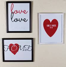 DIY180: Pottery Barn Valentines Day Prints Inspired By Pinterest ... Wall Ideas Dr Seuss Art Prints Australia 157 Best Pottery Barn Images On Pinterest Children Barn Xavis Nursery Frames With Bbar Prints Jonathan Paris Red By Magnoalilyprints Liked Polyvore Featuring Enjoy It Elise Blaha Cripe New Living Room Ding Nook Inspired Tandem Inspiration For Moms Metal Texas Flag Outdoor Framed Affordable Diy Artwork Rock Your Collections 207ufc Bed Sets Bedding Duvet Covers Quilts