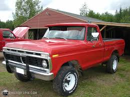 1977 Ford Pickup - Information And Photos - MOMENTcar